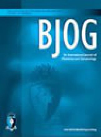 BJOG - an International Journal of Obstetrics and Gynaecology & Supplements 1/2014