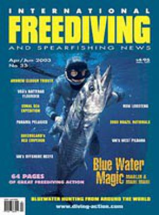 International Freediving & Spearfishing News 1/2014