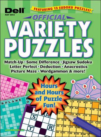Dell Official Variety Puzzles 1/2014