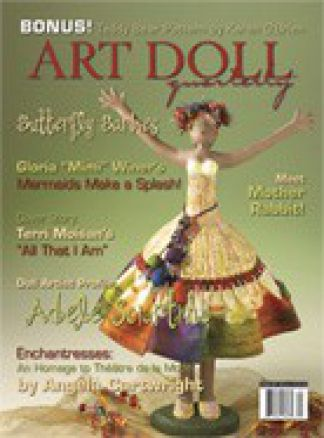Art Doll Quarterly 1/2014