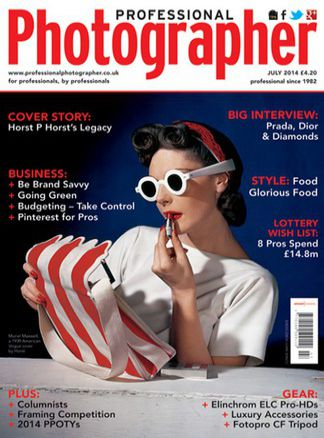 Professional Photographer UK 1/2014