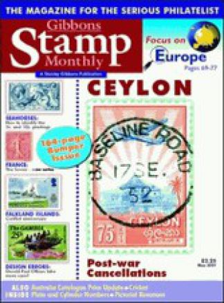 Gibbons Stamp Monthly 1/2014