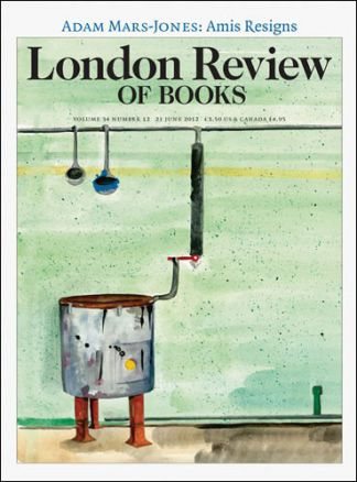 London Review Of Books 1/2014