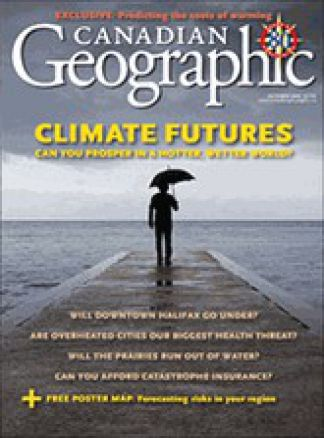 Canadian Geographic 1/2014