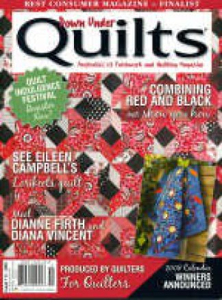 Down Under Quilts 1/2014