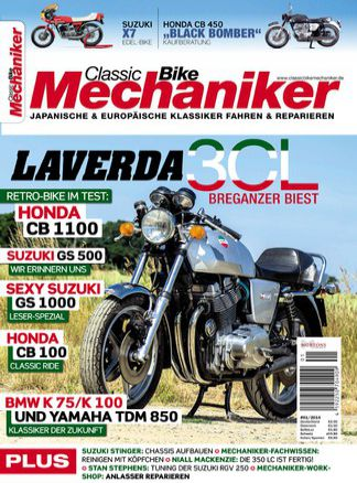 Classic Bike Mechaniker 1/2014