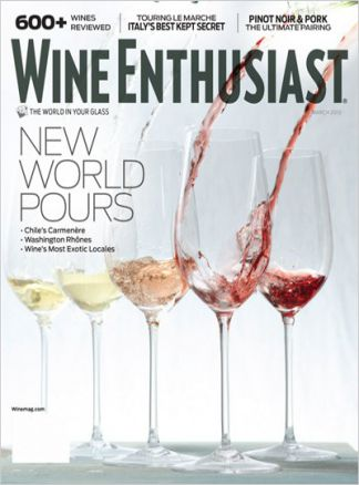 Wine Enthusiast 1/2014