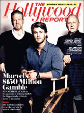 The Hollywood Reporter (Weekly) 1/2014