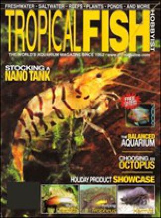 Tropical Fish Hobbyist Magazine 1/2014