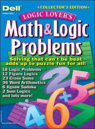 Logic Lover's Math & Logic Problems 1/2014