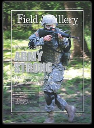 Field Artillery Journal 1/2014
