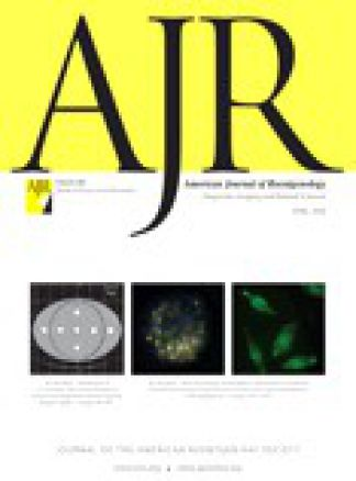 AJR - American Journal of Roentgenology 1/2014