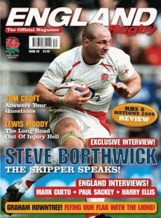 England Rugby 1/2014