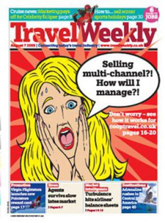 Travel Weekly 1/2014