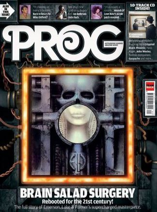 Classic Rock Presents Prog 1/2014