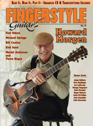 Fingerstyle Guitar 1/2014