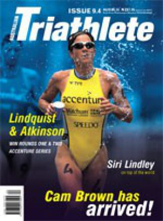 Australian Triathlete 1/2014