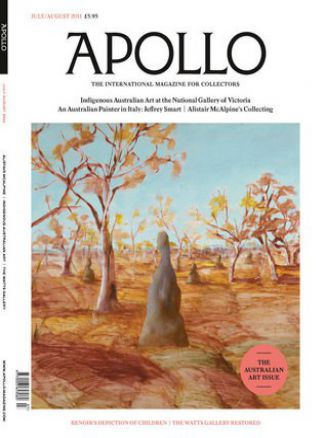 Apollo Magazine 1/2014