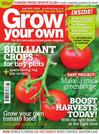 Grow Your Own 1/2014