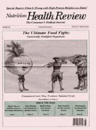 Nutrition Health Review 1/2014