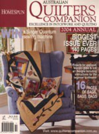 Quilters Companion 1/2014
