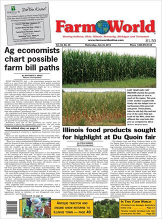 Farm World 1/2014