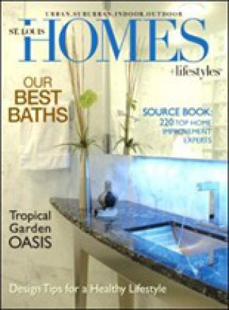 St Louis Homes & Lifestyle 1/2014