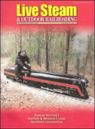 Live Steam & Outdoor Railroading 1/2014