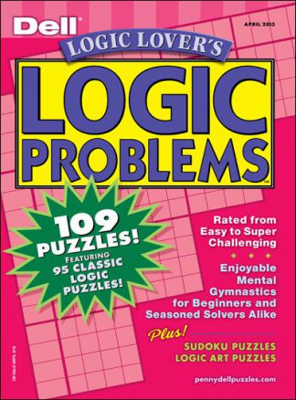 Logic Lover's Logic Problems  1/2014