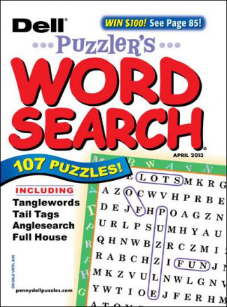 Puzzler's Word Search 1/2014