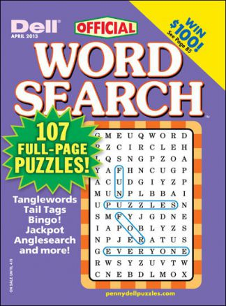 Dell Official Word Search 1/2014