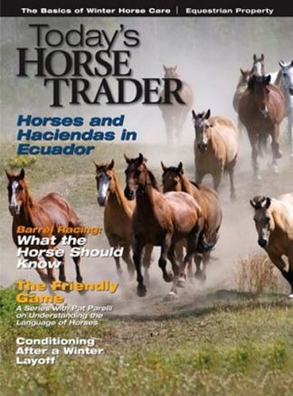 Today's Horse Trader 1/2014