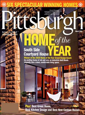 Pittsburgh Magazine 1/2014