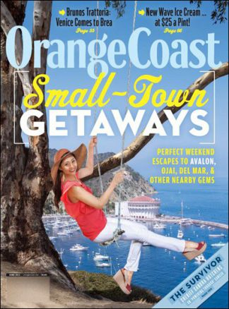 Orange Coast Magazine 1/2014