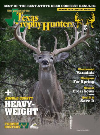Journal Of The Texas Trophy Hunters 1/2014