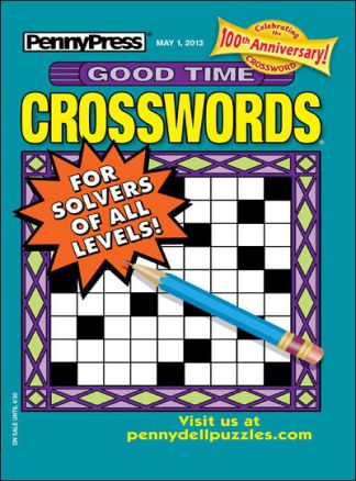 Good Time Crosswords 1/2014