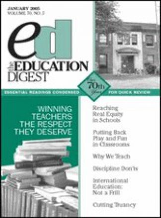 ed - The Education Digest 1/2014