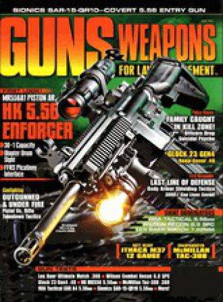 Guns & Weapons for Law Enforcement 1/2014