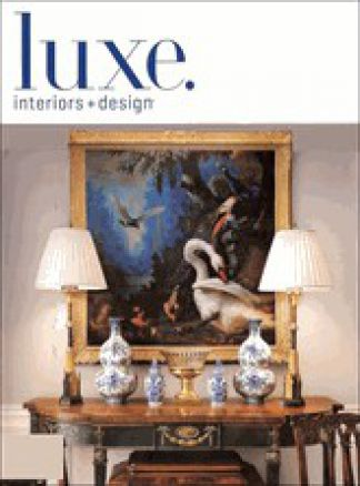 Luxe Interiors & Design 1/2014