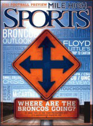 Mile High Sports 1/2014