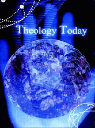 Theology Today 1/2014
