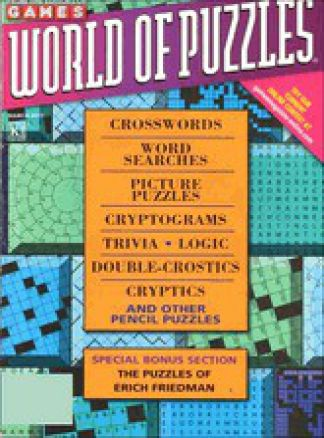 World of Puzzles 1/2014