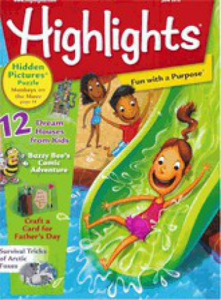 Highlights for Children 1/2014