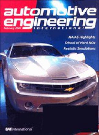 Automotive Engineering International 1/2014