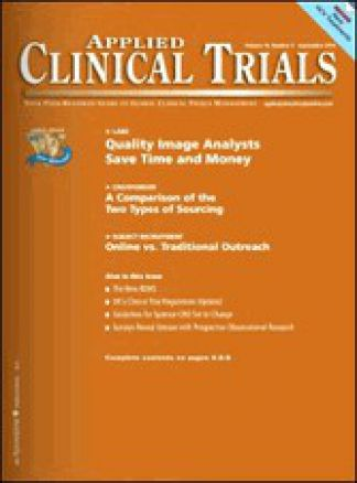 Applied Clinical Trials 1/2014