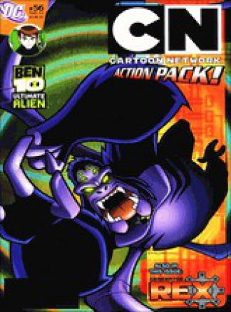 Cartoon Network Action Pack 1/2014
