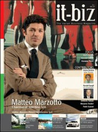 it-biz, The Italian Business 1/2014