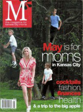 M The Magazine for Kansas City Moms Subscription 1/2014
