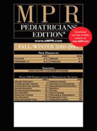 MPR Pediatricians' Edition 1/2014