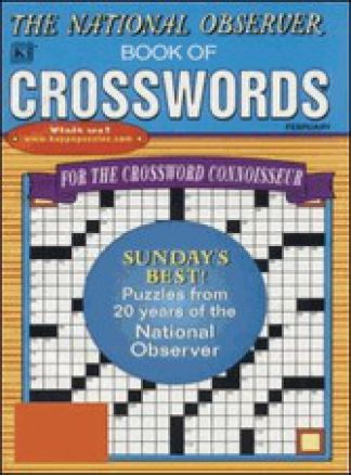 National Observer Book of Crosswords 1/2014